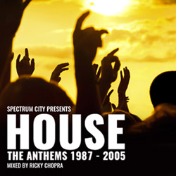 Deeper house spectrum city for Deep house anthems